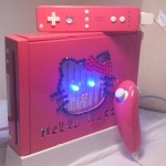 hello kitty wii mod