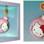 hello kitty bomb