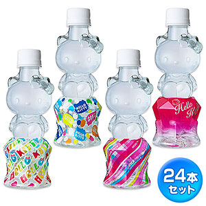 Hello Kitty bottle bottled water