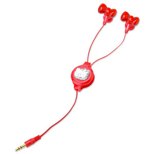 Hello Kitty earbuds