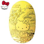 hello kitty gold bar