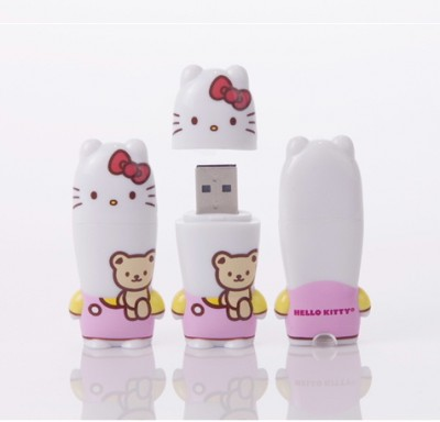 Hello Kitty Mimobot bear