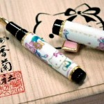 hello kitty porcelain pens
