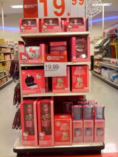 Hello Kitty Target