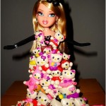 Hello Kitty Bratz Lady Gaga dress