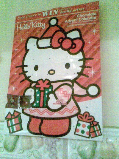 hello kitty advent calendar