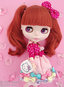 Hello Kitty Blythe Doll
