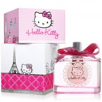 hello kitty perfume package
