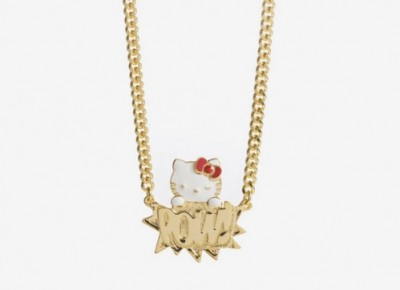 Hello Kitty Ambush necklace