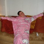 hello kitty snuggie photo