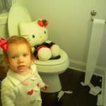 hello kitty potty training