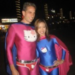 Hello Kitty Super Heros