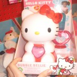hello kitty bubble blower