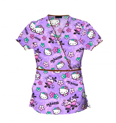 hello kitty scrubs