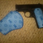 hello kitty colt gun