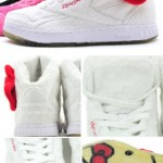 hello kitty Reebok plush shoes