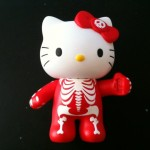 hello kitty disection