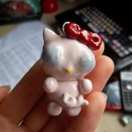 hello kitty fetus
