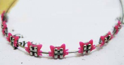 Hello Kitty fashion braces