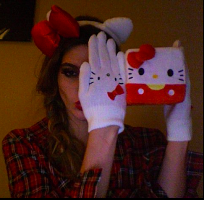hello kitty mime