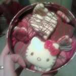 hello kitty vanetine's chocolate