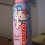 hello kitty magic glamour deodorant