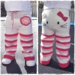 hello kitty tights