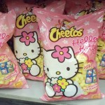 hello kitty cheetos
