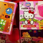 Hello Kitty Popsicles