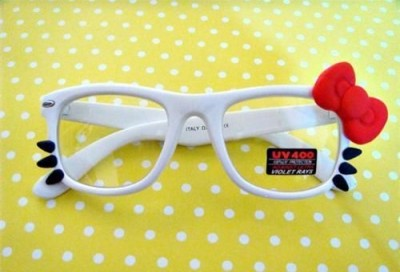 Hello Kitty eye glasses