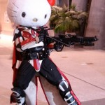 hello kitty armageddon warrior