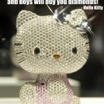 hello kitty diamonds