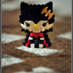 hello kitty lego dracula