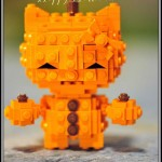 hello kitty lego pumpkin head