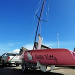 hello kitty sailboat
