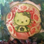 hello kitty water melon