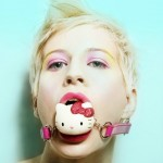 hello kitty ball gag