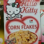 hello kitty corn flakes