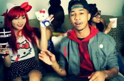 Hello Kitty swag music video