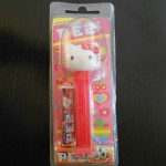 free Hello Kitty PEZ dispenser