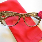 hello kitty bow glasses