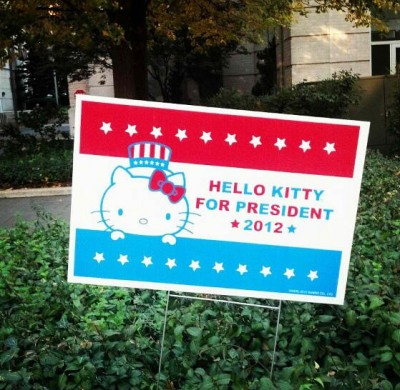 hello kitty president