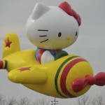 hello kitty Macy's balloon