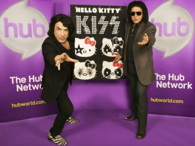 Hello Kitty KISS TV show