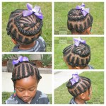 hello kitty braids