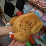 hello kitty chicken