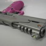 hello kitty airsoft gun
