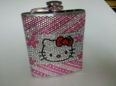 hello kitty flask