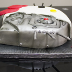 Kitty Terminator Cake