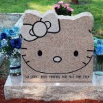 Hello mimmy gravestone